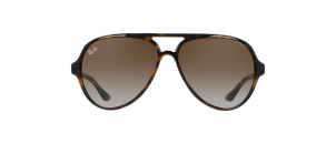 Ray Ban - CATS 5000 - RB4125 - Marron 71051