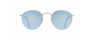 Ray Ban - Round Metal - RB3447 - Argent 019/30