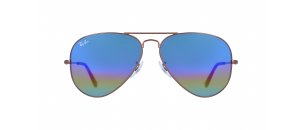Ray Ban - Aviator Large - RB3025 - Marron 9019C2