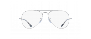 Ray Ban - RX6489 - Argent