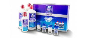Alcon - Aosept hydraglyde - 3x360 ml + 90 ml