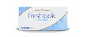 Freshlook Colors Bleu
