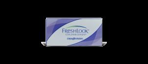 Freshlook Colorblends Bleu Azur - 2 lentilles
