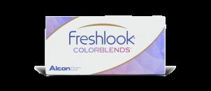 Freshlook Colorblends Cannelle - 2 lentilles