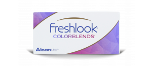 Freshlook Colorblends Turquoise - 2 lentilles