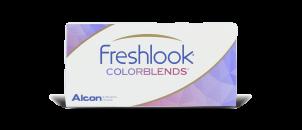 Freshlook Colorblends Amethyst - 2 lentilles