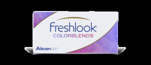 Freshlook Colorblends Vert Emeraude - 2 lentilles