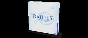 Focus Dailies All Day Comfort Boite de 90