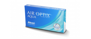 Air Optix Aqua x6