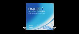Dailies Aqua comfort Plus x90