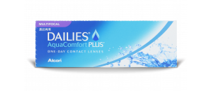 Dailies Aquacomfort Plus Multifocal High