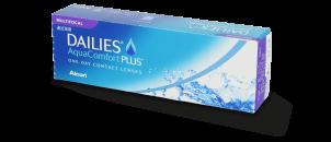 Dailies Aquacomfort Plus Multifocal Med