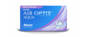 Air Optix Aqua Multifocal High