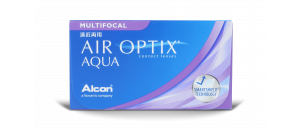 Air Optix Aqua Multifocal Medium