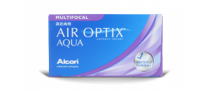Air Optix Aqua Multifocal Low