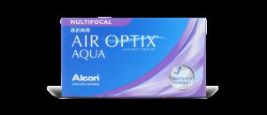 Air Optix Aqua Multifocal Low