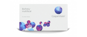 Biofinity multifocale DISTANCE