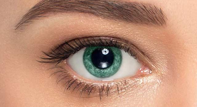Les lentilles cosmétiques